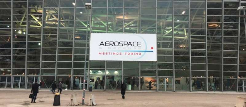 COUNTDOWN PER L'AEROSPACE & DEFENCE MEETINGS